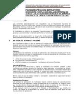 ESP.TEC.- ESTRUCTURA