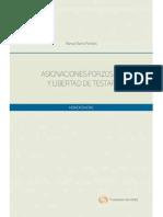 Asignaciones Forzosas y Libertad de Testar. Barría Paredes, Manuel.pdf · versión 1
