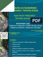 Predavanje Br. 10 - Objekti Za Zastitu Donjeg Ustroja i Odvodnja