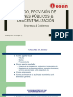 S01 PPT_Estado Provision Bienes Publicos desentralización
