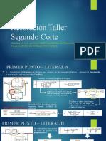 Resolución Taller Parcial 2 - Taller 3 corte