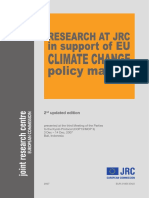 Jrc Climate Change Policy Making