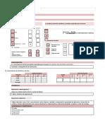 Formato de Especificaciones de la persona - CHEF