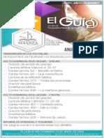 El Guía #658  ·  04-19-2020  Digital