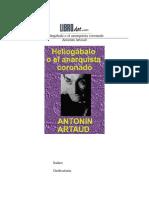 Artaud - Heliogábalo o el anarquista coronado