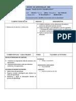 SESIÓN MATEMATICA N° 05 (I BIM) 2da UNIDAD