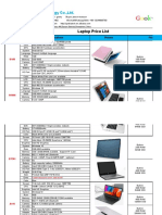 Gooky Laptop Price List (1)