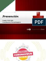 Charla de Prevención para estudiantes - Covid 19.pptx
