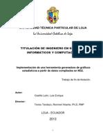 Luis Enrique Castillo Leon