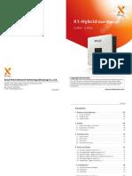 X1-Hybrid-HV-User-manual