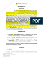 ANEXO No 2 - MINUTA INDICATIVA DEL CONTRATO.pdf