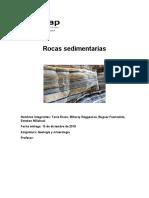 Rocas Sedimentarias 2.0