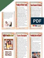 Course Brochure 2