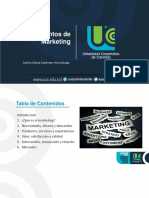 Semana # 1 Fundamentos de Marketing
