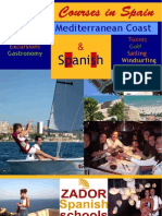 Summer Spanish courses Spain