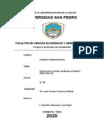 Declaracion Jurada Bienes y Rentas- LUIS CABALLERO GONZALES