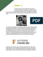 animatronic fusion 360