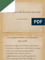 CLASE 3 DERECHO MERCANTIL
