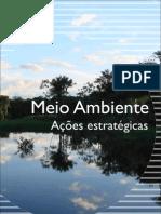 Meio Ambiente - Acoes Estrategicas