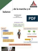 GERIATRIA-MARCHA Y BALANCE