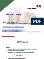 Omicron CMC Training
