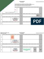 EMBA(22)-Program Schedule_Updated on January 31, 2019.xlsx