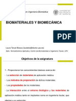 Temario Biomateriales