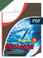 MODULO 5 Biologia