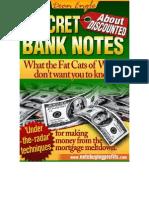 Bank Notes Secrets