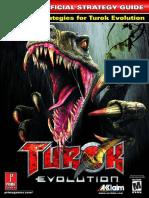 Turok Evolution Prima Official eGuide