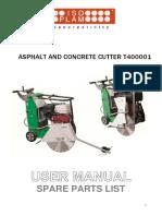 concrete floor saw_User_Manual_Isoplam