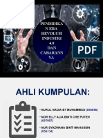 IR 4.0 presentation