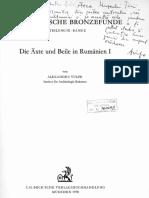 Vulpe a 1970 (Romania - Bronze Age - Axes) PBF IX-2 (Var A4)