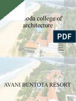 AVANI BENTOTA .SRI LANKA - final