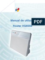Manual de Utilizare Router HG655b