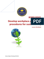 BSBSUS501 Learner Workbook V1.1 - LOGO