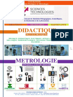 CATALOGUES ENERGETIQUE TECHNOLOGIES-SCIENCES SARL