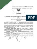 Ley 4251 de Lenguas Del Paraguay
