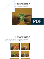 Hexaflexagon