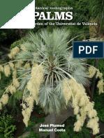 Botanical publicacion PALMS english
