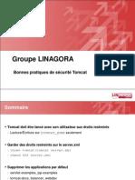 Linagora Bonnes Pratiques Securite Tomcat