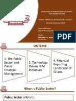 Evolution of PFM System- slides