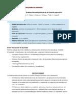 Ficha técnica Brief-II
