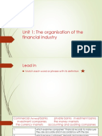 Unit 1-The organisation of the financial industry.pdf