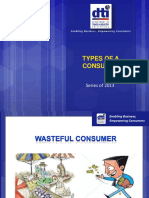 B.3 Types of a Consumer