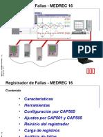 8-Registrador de Fallas - MEDREC 16