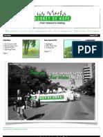 JoH Newsletter January 2011