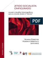 Guzman et al El Partido Socialista reconfigurado