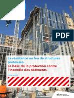 La résistance au feu des structures porteuses