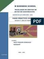 Caso Practico Kodak